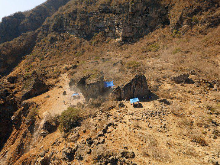 Sanctuary at Khor Kharfot
