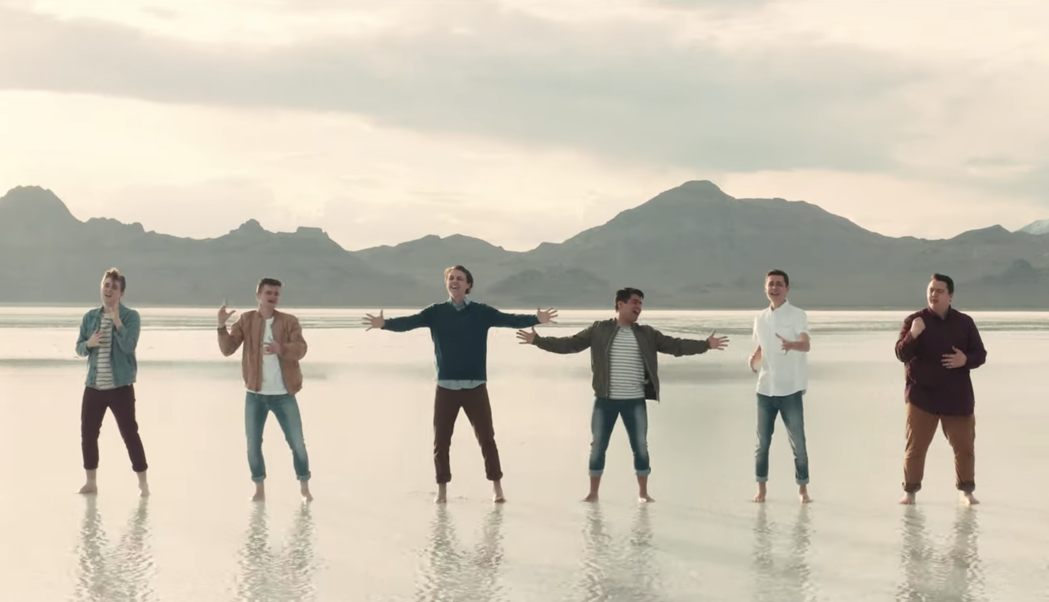VIDEO: Hear BYU Vocal Point's New Rendition of 'Circle of Life' « Meridian  Magazine