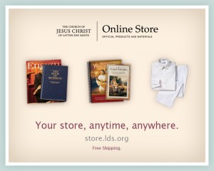The LDS Church's New Online Store | Meridian Magazine