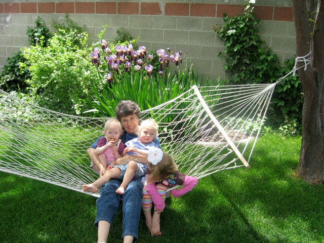 Isackson_grandchildrenhammock