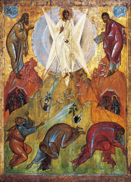 1. Theophanes the Greek-Transfiguration