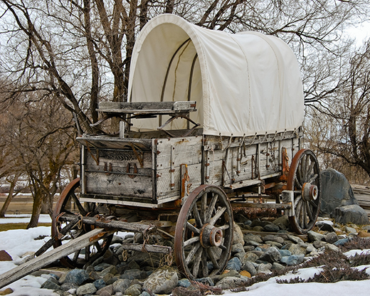 covered wagon1