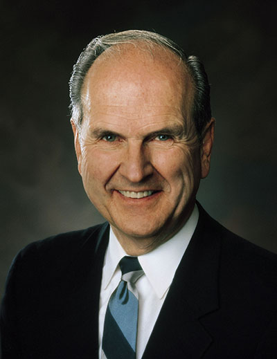 12 - Russell M Nelson
