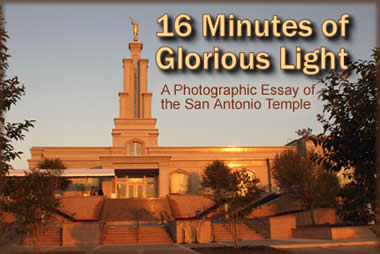 16 Minutes of Glorious Light